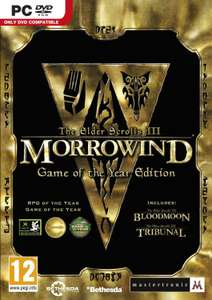 The Elder Scrolls III: Morrowind Game Of The Year Edition PC PL lub ENG (PL) Steam