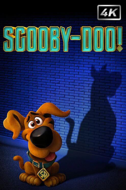SCOOBY-DOO   film w 4K do wypożyczenia @CHILI