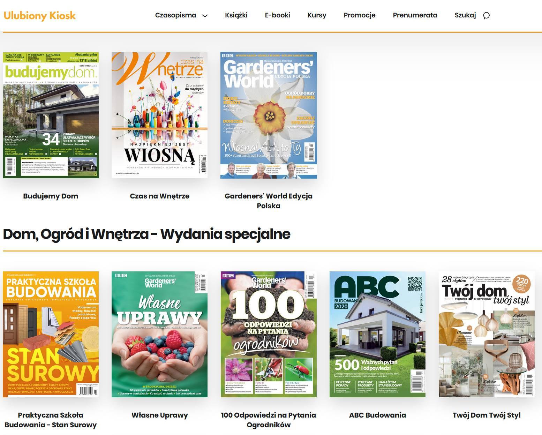 Darmowe e-wydania (PDF) z ulubionykiosk.pl