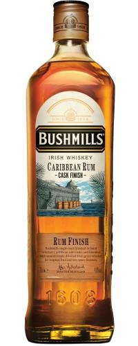 Whiskey z destylarni Bushmills ciężko spotkać 2 odmiany dla miłośników tej świetnej WHISKEY. Pojemność 0,7L