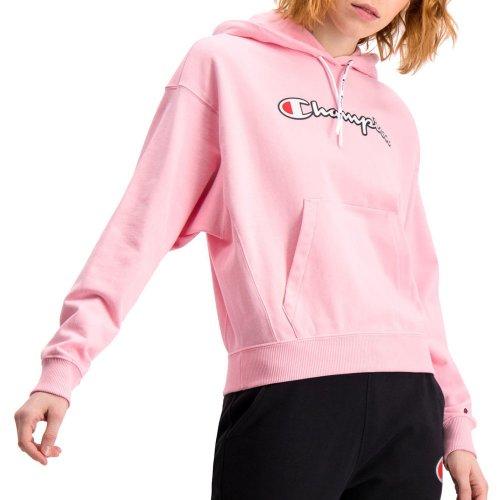 Bluza Champion Hooded Sweatshirt Damska Różowa
