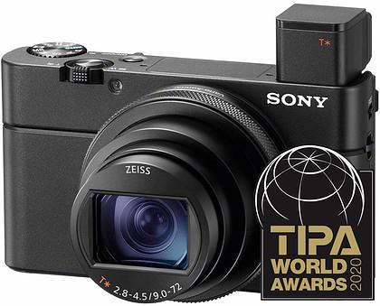 Aparat fotograficzny Sony RX100 VII