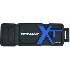 Pendrive 256GB Patriot Supersonic USB 3.0 za 199zl !