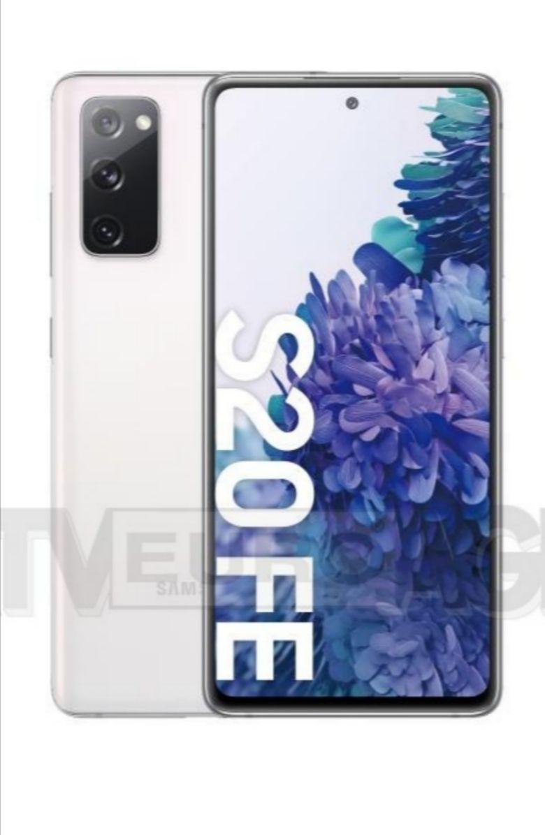 Samsung Galaxy S20 FE biały