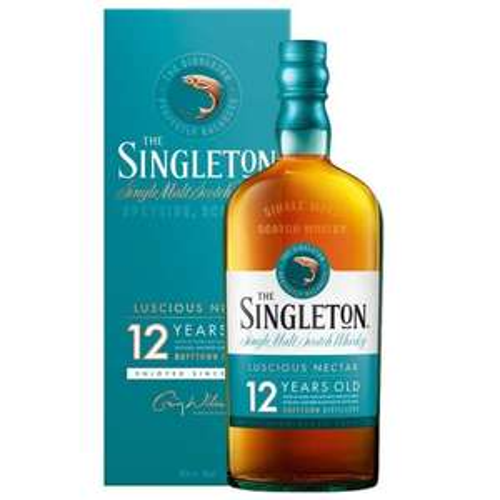 "Whisky Singleton 12yo 0.7L - dobry malt za ""stówkę"""