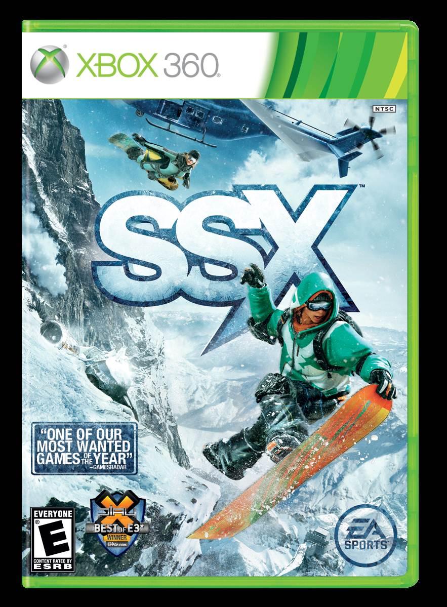 SSX na Xbox 360 (dla posiadaczy konta Xbox Live Gold) ZA DARMO @ Xbox Marketplace
