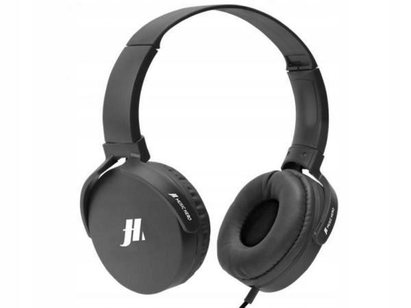 Słuchawki SBS Music Hero Slight Jack 3.5 Czarne @ Neo24