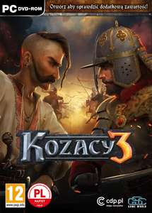 Kozacy 3/Cossacks 3 za 10,90 zł na muve Steam PC
