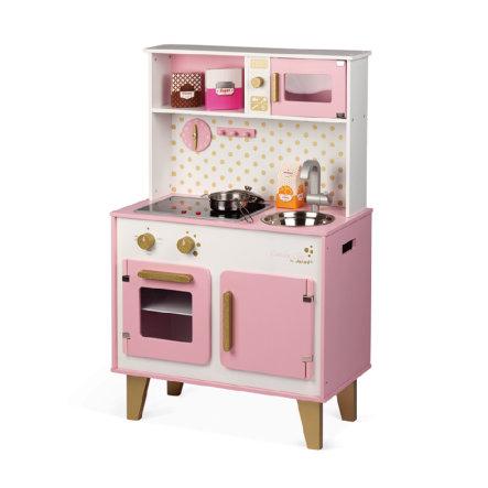 Kuchnia dla dzieci Janod Candy Chic za 367zł @ Pink or Blue