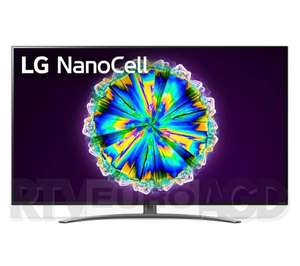 Telewizor 4K LG 49NANO863NA