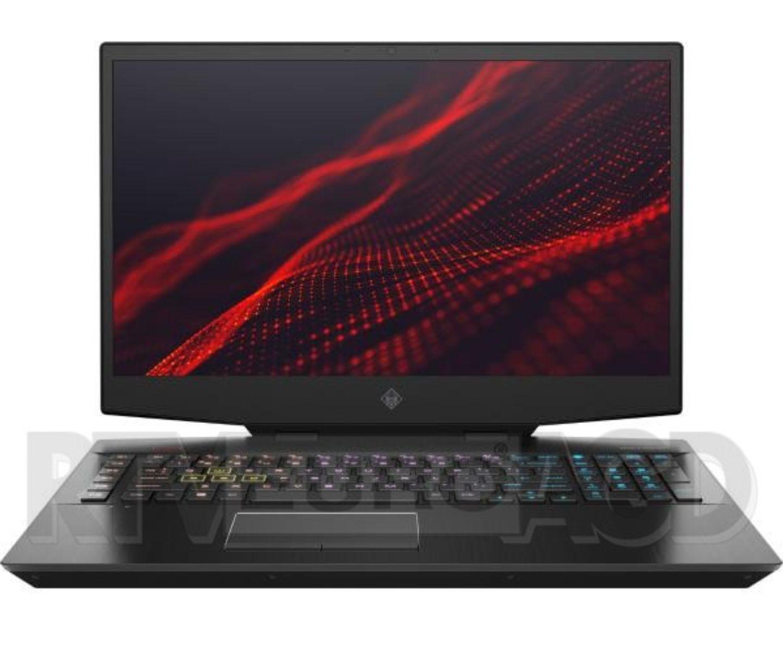 Laptop HP Omen 17-cb1011nw 17,3'' 300Hz Intel® Core™ i7-10750H - 32GB RAM - 1TB SSD Dysk - RTX2080S Grafika (możliwe 7189zł)