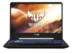 Laptop ASUS TUF Gaming FX505DT-HN482T (FHD 144 Hz, AMD Ryzen 7, 8GB RAM, 512 GB SSD, GeForce GTX 1650, Win10) @Euro