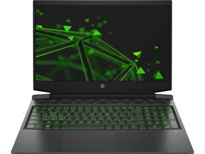 "Laptop HP Pavilion 16-a0030nw 16,1"" Intel® Core™ i5-10300H - 8GB RAM - 512GB Dysk - GTX1650Ti"