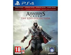 Assassin's Creed: The Ezio Collection PS4 / PS5
