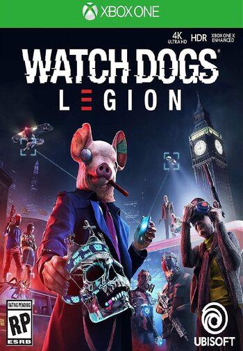Watch Dogs: Legion (Xbox One) @ Eneba