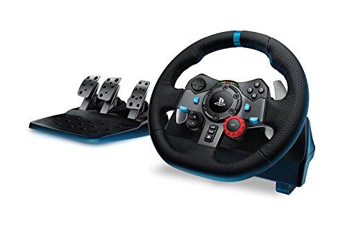 Kierownica Logitech G29 Driving Force [PC, Playstation 3 i 4] za 875zł @ Amazon.de