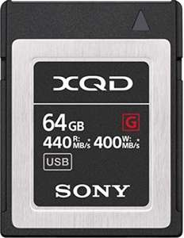 Karta pamięci Sony XQD 64GB