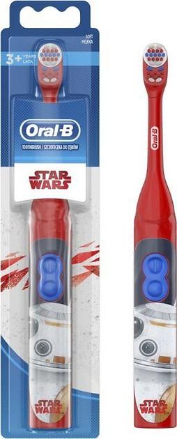 Szczoteczka do zębów Oral-B D4 Kids Star Wars za 9zł @ Max Elektro