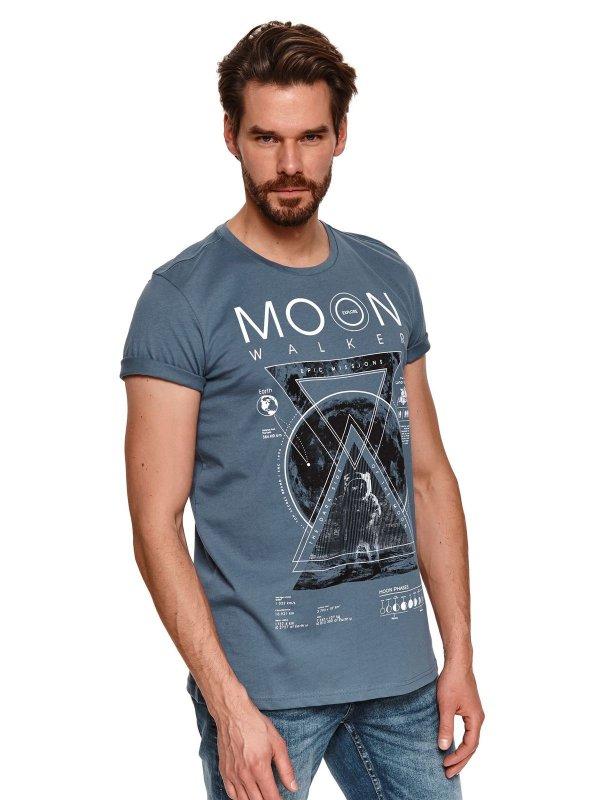 koszulka z napisem MOON WALKER