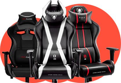 Wybrane fotele i biurka gamingowe do 1000zł taniej (np. Akracing Office Onyx Deluxe za 1999zł) @ Morele