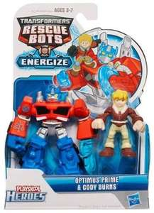 Figurki rescue bots od 12,00 do 14,00 zł