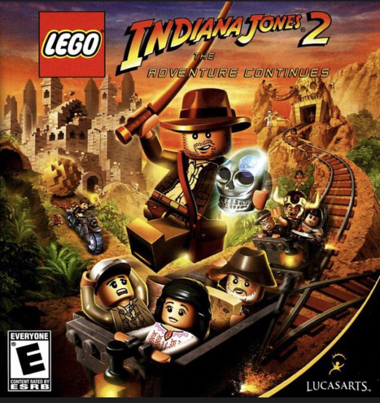 Lego Indiana Jones 2: The Adventure Continues Steam PC