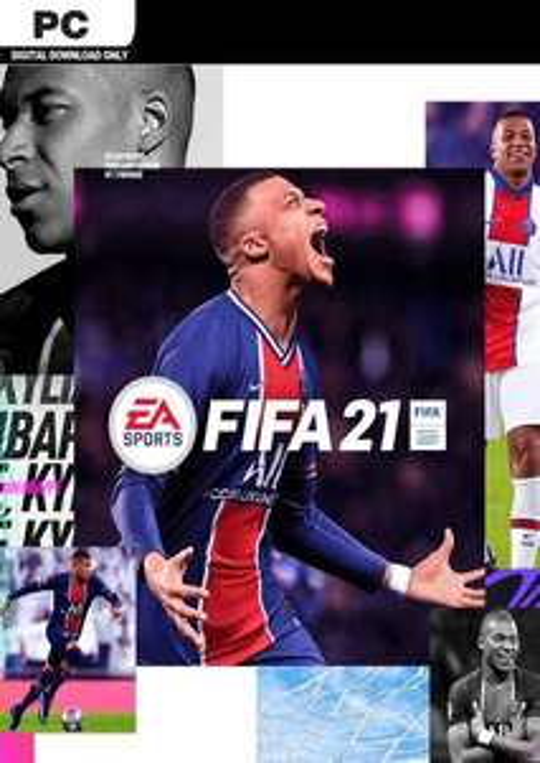 FIFA 21 PC Standard @cdkeys.com