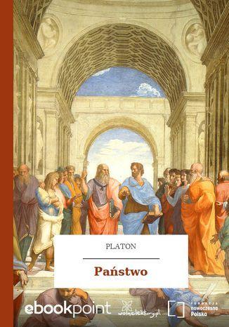 Państwo - Platon (ebook) książka