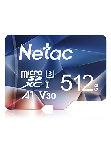 Karta pamięci 512GB Netac Micro SDXC U3 174 zł Amazon