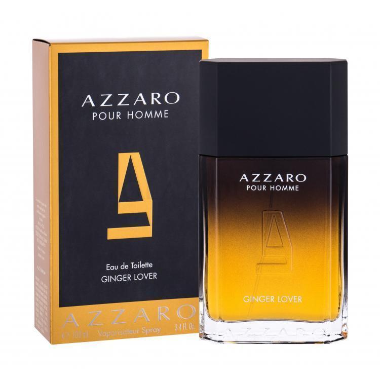 Azzaro Ginger Lover - woda toaletowa 100 ml