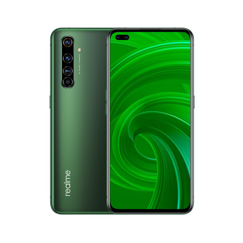Smartfon realme X50 Pro 5G 8GB 128GB Moss Green taniej o 650 PLN