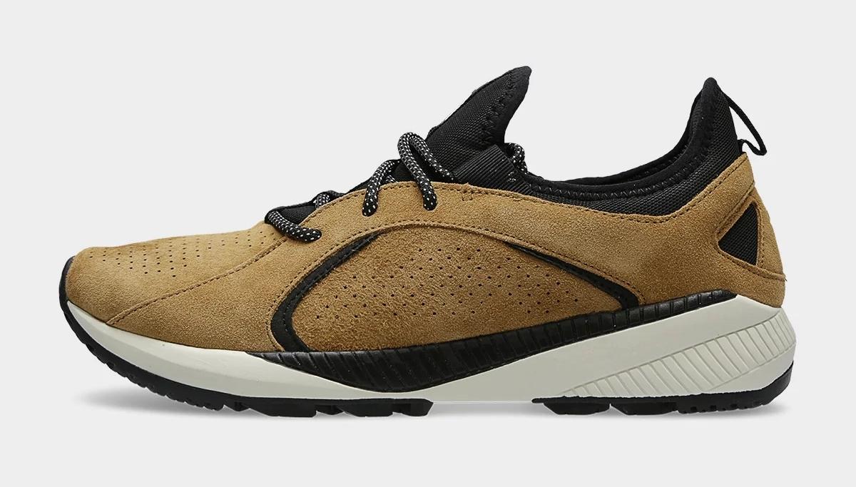 Skórzane buty męskie @4F, r. 40 - 46