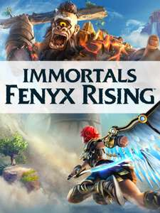 Immortals Fenyx Rising 129zł różne plarformy - pc, nintendo switch, ps4, ps5, xbox
