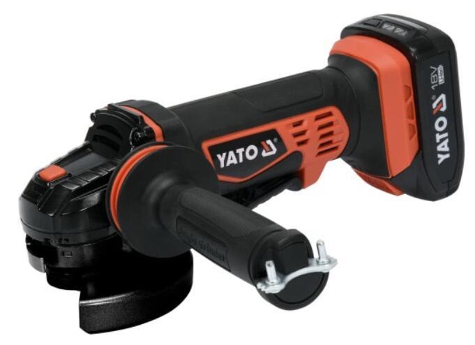 Szlifierka kątowa Yato YT-82826 18 V