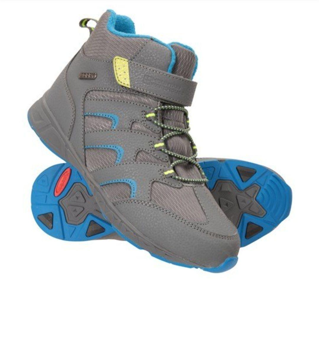 Mountain Warehousewodoodporne buty dziecięce