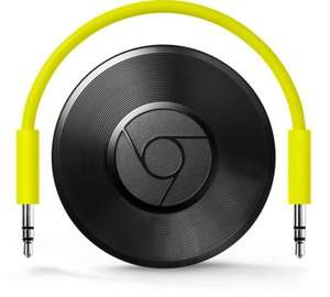 Google Chromecast Audio za 50% ceny regularnej