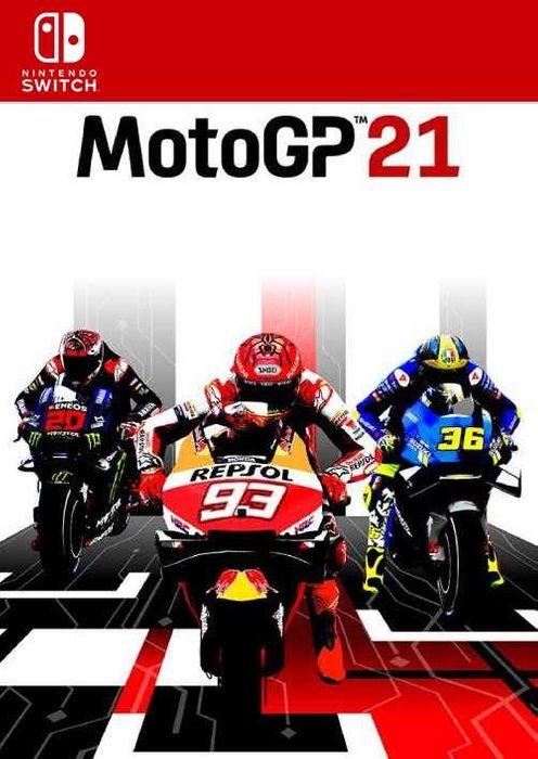 [Pre-order] MotoGP 21 (Nintendo Switch - CDKeys)