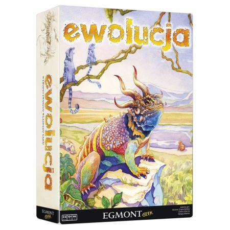 Gra planszowa - Ewolucja (BGG 7.1) @am76 / Gra strategiczna, edukacyjna