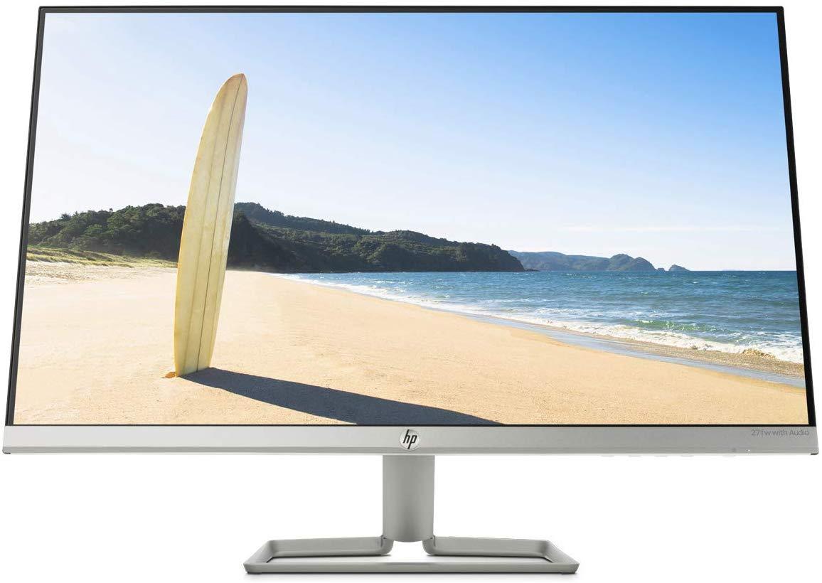 "Monitor HP 27fw 27"" IPS z audio (4TB31AA)"