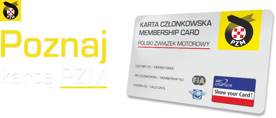 Karta PZMot z dodatkową zniżką 70% na ubezpieczenie OC (TYLKO W PZU)