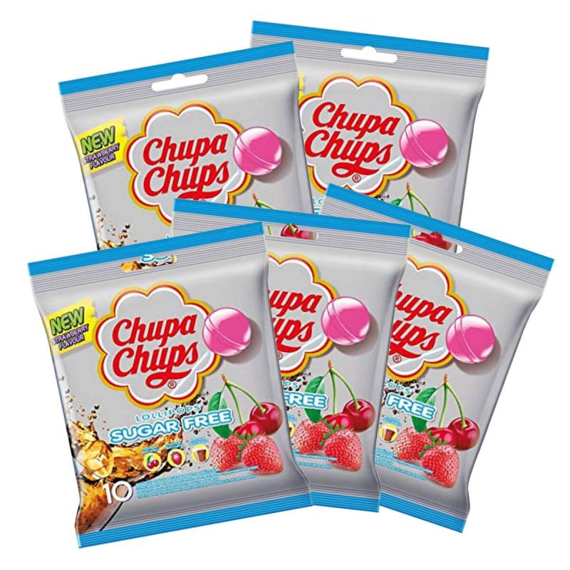 lizaki bez cukry CHUPA CHUPS