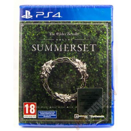THE ELDER SCROLLS ONLINE SUMMERSET PS4 za 9,99zł Shopgamer.pl
