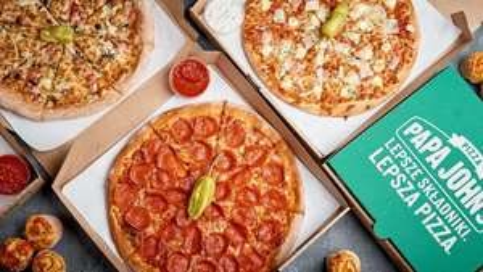 Rabat 50% Papa John's Pizza Wrocław