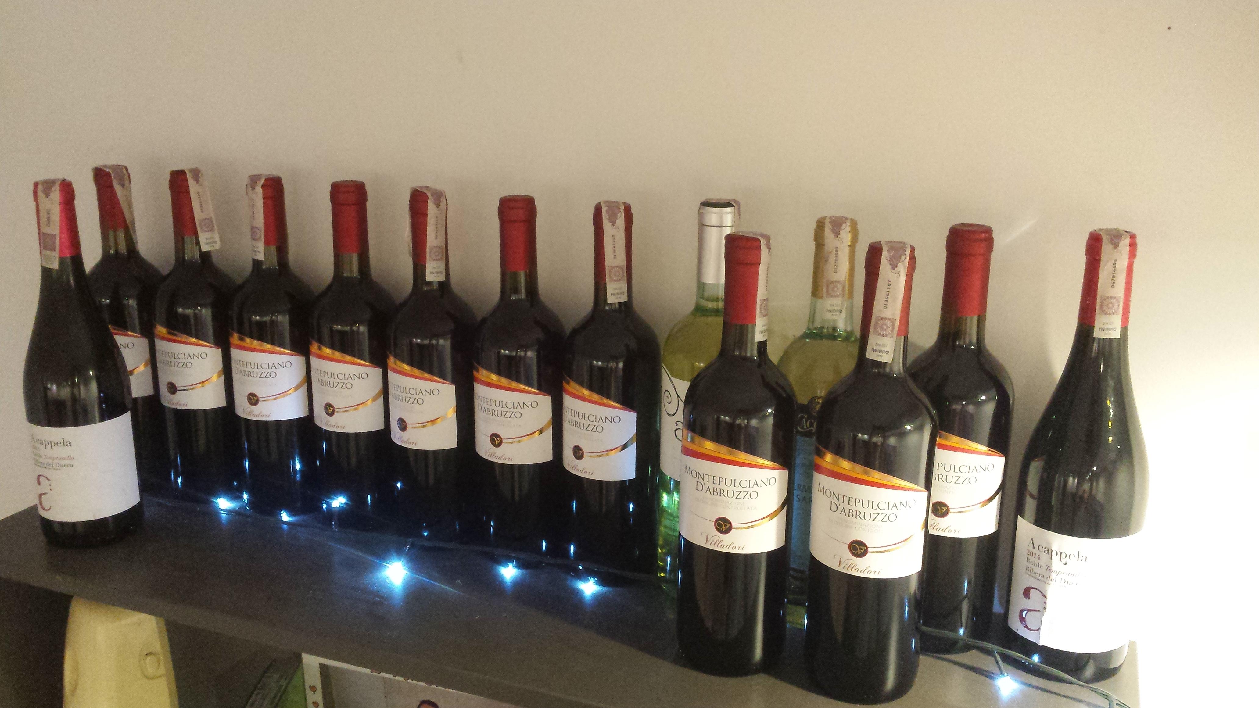 Markowe wina w świetnej cenie (5zł)Biedronka