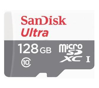 Karta pamięci SanDisk Ultra microSDXC 128 GB 80M