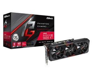 ASRock Radeon RX 5600 XT Phantom Gaming D3