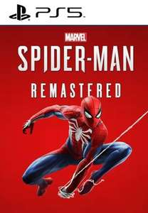 [PS5] Marvel's Spider-Man Remastered @Eneba