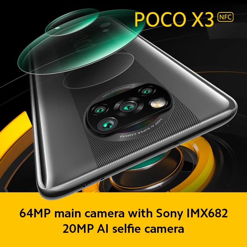 Poco x3 64 GB za 189$ z Polskiego magazynu
