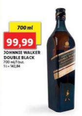 Whisky Johnnie Walker Double Black 0,7L 40% i inne - Lidl