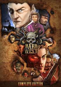 Hard West - Complete Edition @ Steam
